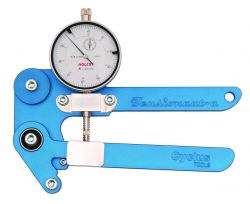Cyclus Tensionaut spaakspanningsmeter analoog, in koffer