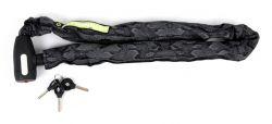 Pythonslot chainlock blck/grey 10x110cm