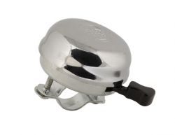 """Steel dome bell 2.1/4"""", CP"""