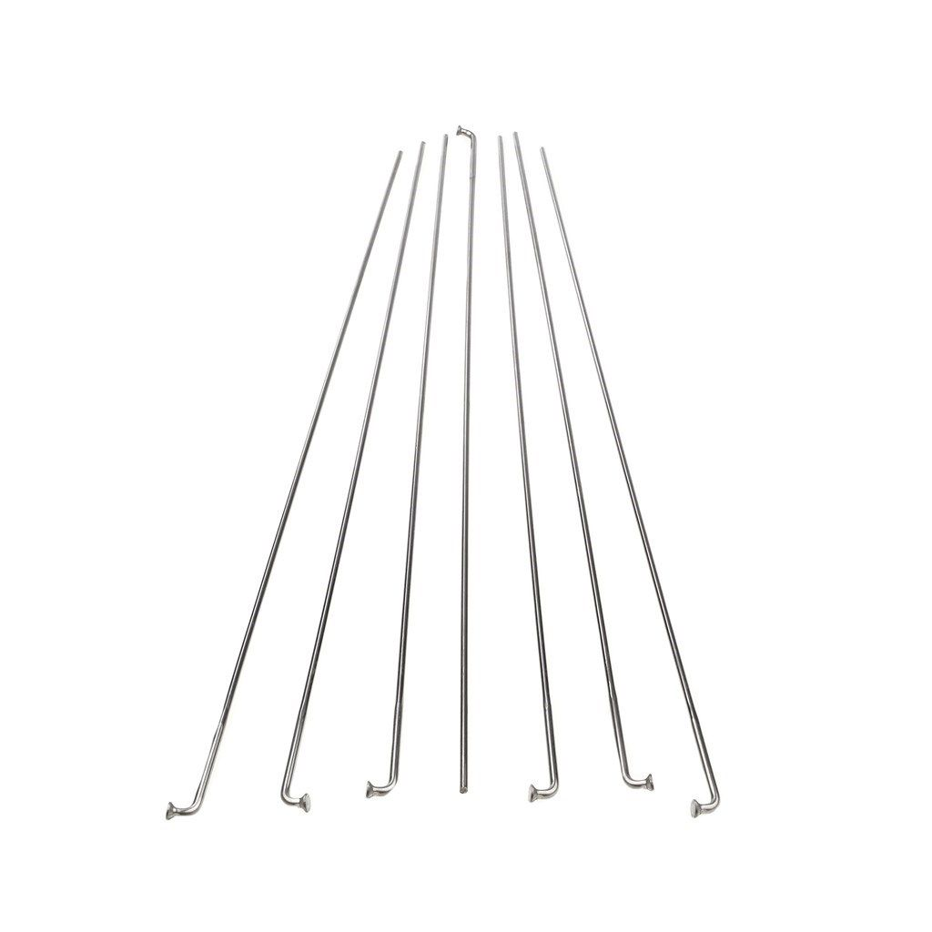 alpina spaak ed 13g320mmkop 200mmlijf zonder draad rvs zilver p144