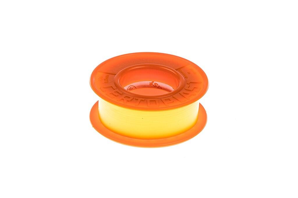 certoplast isolatietape pvc 15mmx45m geel