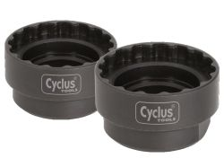 Cyclus afnemer Shimano directmount,kettingblad lockring,36mm