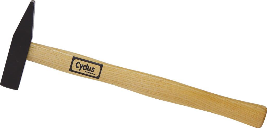 cyclus bankhamer 255mm houten steel 200gr