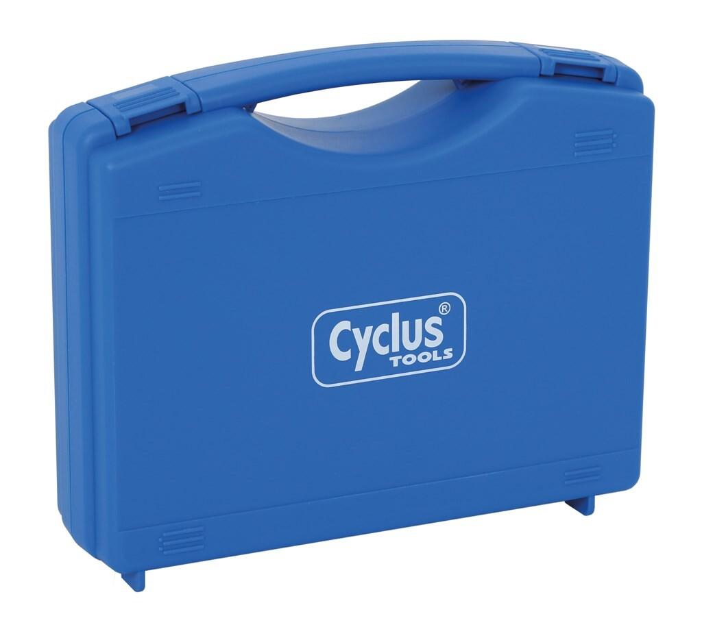 cyclus crankafnemer en reparatieset m22x1 m24x1 incl koffer