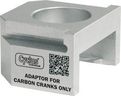Cyclus cranktrekker adapter carbon cranks Power Torque