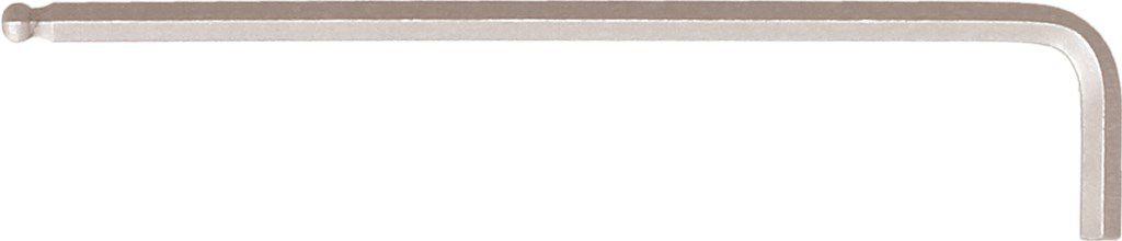 cyclus inbussleutel 4mm kogelkop haaks l140x25mm