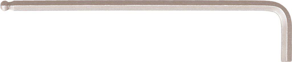 cyclus inbussleutel 5mm kogelkop haaks l160x28mm