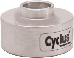 Cyclus inpersbusset lagermontage binnen, ø12mm/buiten ø24mm