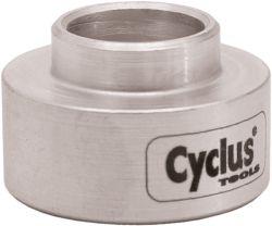 Cyclus inpersbusset lagermontage binnen ø15mm/buiten ø24mm