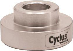 Cyclus inpersbusset lagermontage binnen ø20mm/buiten ø32mm