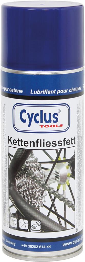 cyclus kettingvet vloeibaar 400ml spuitbus