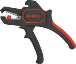 Cyclus Knipex isolatiestriptang 0.2-6.0mm, zelfinstellend