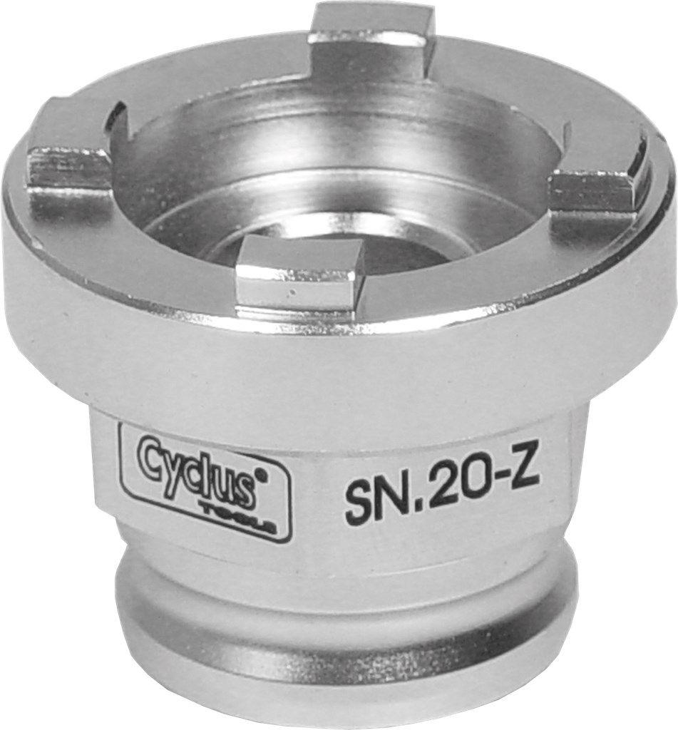 cyclus snapin afnemer freewheel sn20z bmx vryloop 16mm as