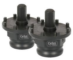 Cyclus snap.in afnemer SN.57-W-I FSA direct mount