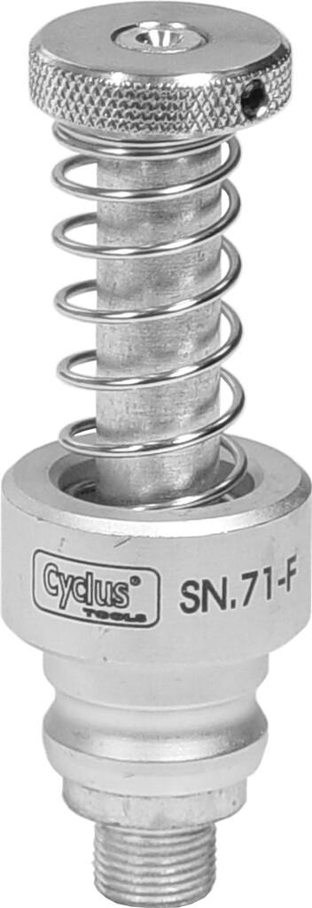cyclus snapin geleidebout trapas sn71f m12x1