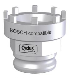 Cyclus Snap.In montageadapter contraring Bosch 3/BNI