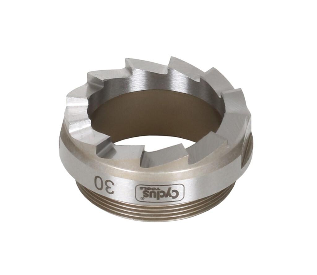 cyclus vlakfrees voorvorkconus 118 30mm