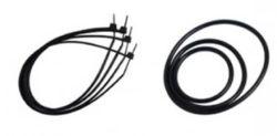 Echowell kabelbinders en O-ringen