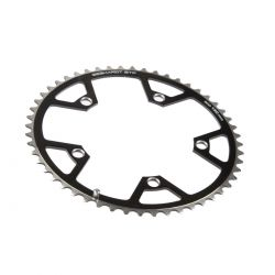 Gebhardt chainring Classic, BCD 130 mm, 5-hole 52T, black