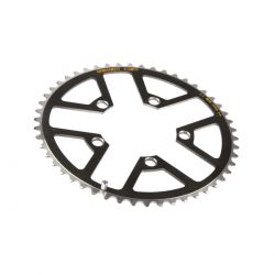 Gebhardt chainring Classic, BCD 94 mm, 5-hole 50T, black