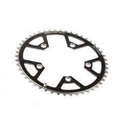Gebhardt chainring cover rock Ring Classic, BCD 110 mm, 5-hole 48T, black