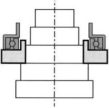 hozan adapterset c4484 balhoofdcups carbon voor c448 zilver