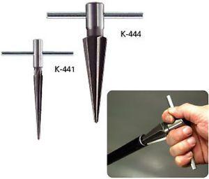 hozan ruimer k444 voor frame 4032mm zilver