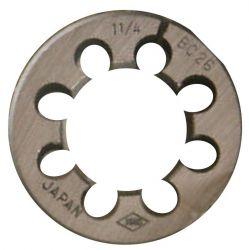 """Hozan voorvorksnijijzer C-432-2, voor C-432 1.1/4"""", zilver"""