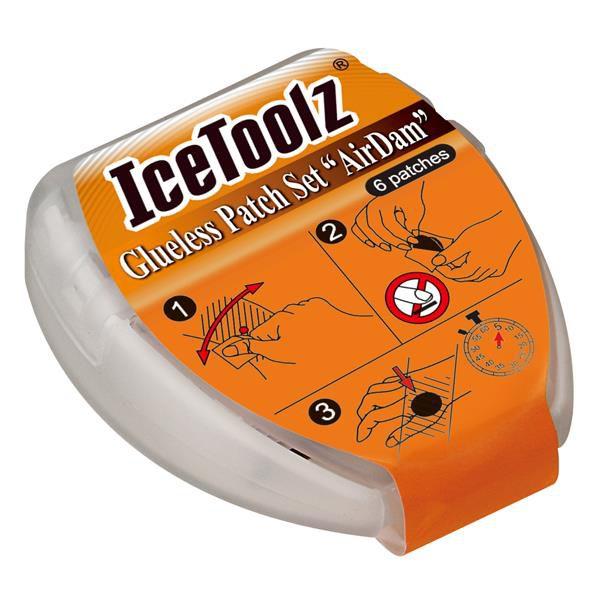icetoolz bandpleister 56j5 airdam zelfklevend 50 sets 56p6 in pot sortie