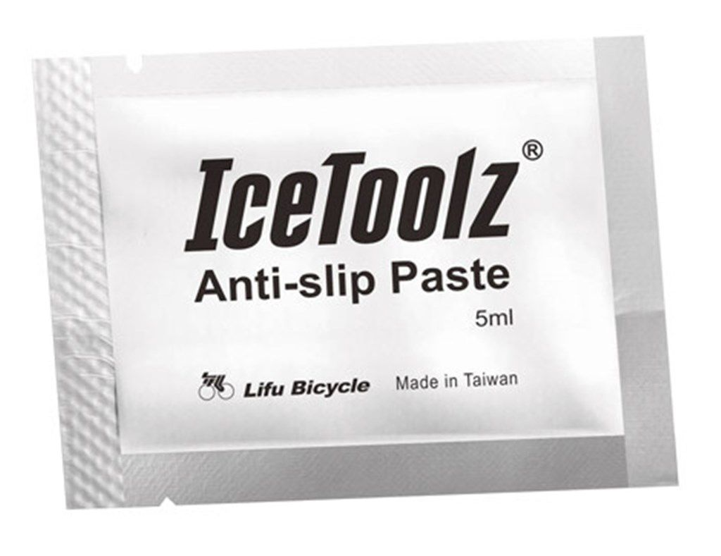 icetoolz antislip pasta 5ml carbon fiber