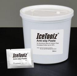 IceToolz assembly paste C146, anti-slip 500ml, white