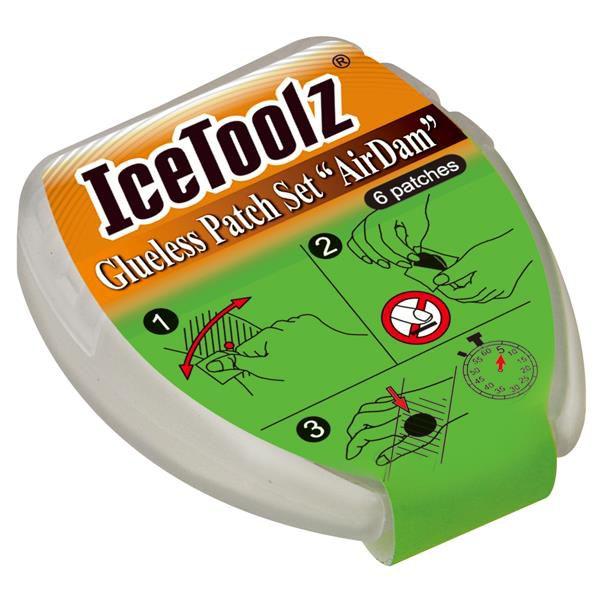 icetoolz band plaster 56j5 airdam selfadhesive 50 sets 56p6 in jar assorted