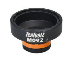 IceToolz BB installation tool M092, black