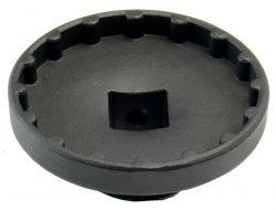 IceToolz bb installation tool M099, 16 teeth Ø52.2mm, T47, silver