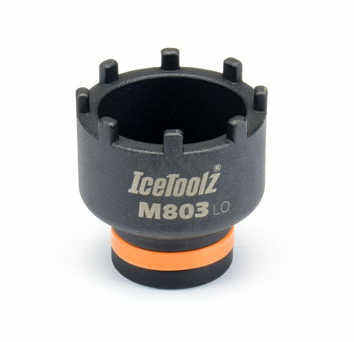 icetoolz borgring afnemer m803 bosch gen4 zwart