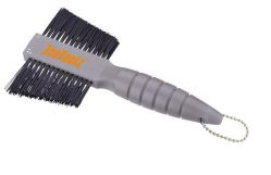 IceToolz brush C121, Two-Way, grey