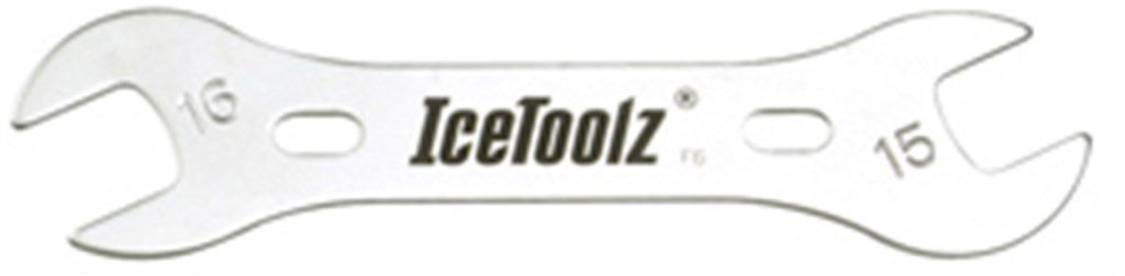 icetoolz conussleutel 15x16mm