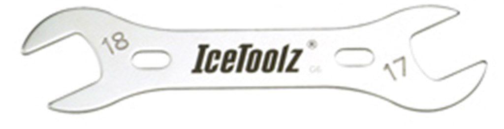 icetoolz conussleutel 17x18mm