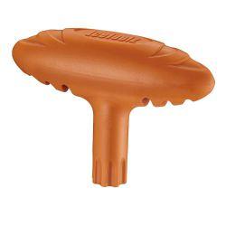 IceToolz crank mounting key 04T1, Octalink&ISIS, orange