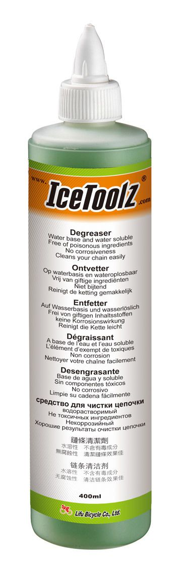 icetoolz degreaser c13 concentrated water based 15oz400ml green