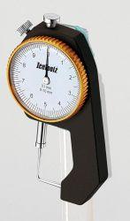 IceToolz diktemeter 55C1, voor remschijf en velgwand 0.1~10mm, zwart