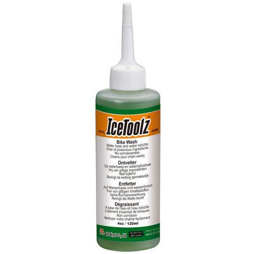 icetoolz fietsshampoo c181 4oz120ml transparant