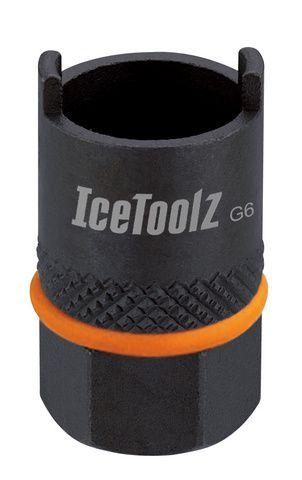 icetoolz freewheel afnemer 0903 suntour 2noks zwart