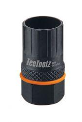 IceToolz freewheel afnemer 09M3, Miche, zwart
