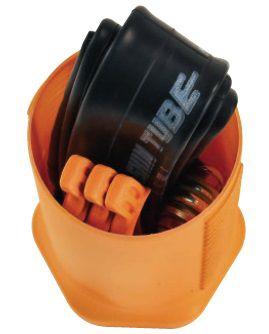 icetoolz gereedschapsbidon 83a1 voor bandreparatie 10delig zwart