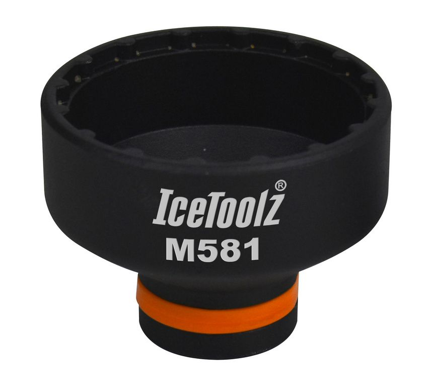 icetoolz kettingblad montagegereedschap m581 steps e5061708000 zwart