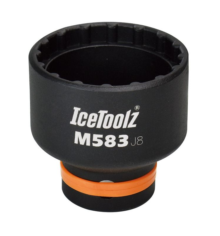 icetoolz kettingblad montagegereedschap m583 steps e6000 zwart