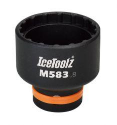IceToolz kettingblad montagegereedschap M583, STePS E6000, zwart