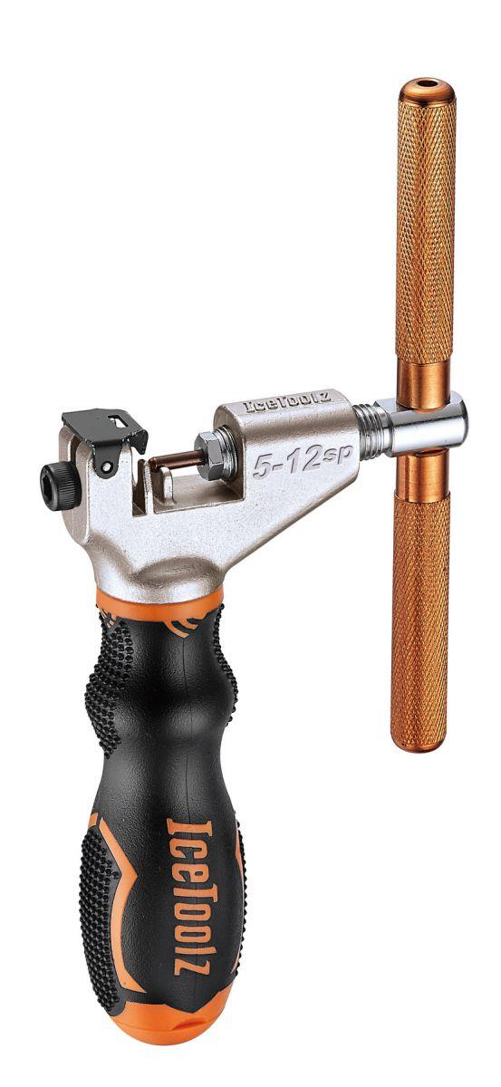 icetoolz kettingpons 62m1 pro shop 512 speed zwart