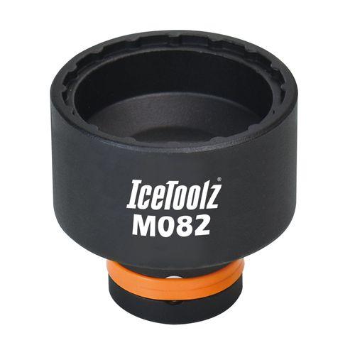 icetoolz trapassleutel m082 zwart